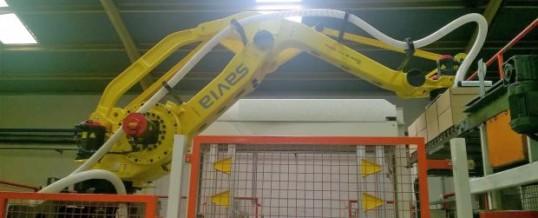 AUTOMATIZACIÓN – ROBOT PARA EL PALETIZADO DE CAJAS DE CARTÓN