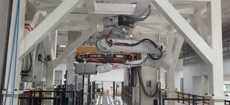 AUTOMATIZACIÓN – ROBOT PARA COLOCACIÓN DE ETIQUETAS EN PALET