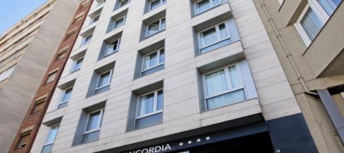 INSTALACIONES – INSTALACIONES – INSTALACIÓN DE CLIMATIZACIÓN (HOTEL CONCORDIA)